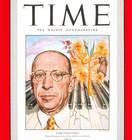 Stravinsky on the cover of Time (July 26, 1948) Stravinsky